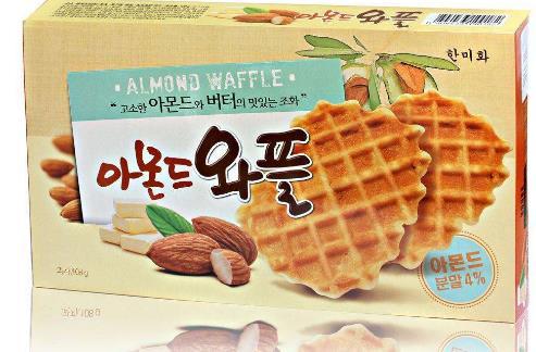 威海韩国进口食品