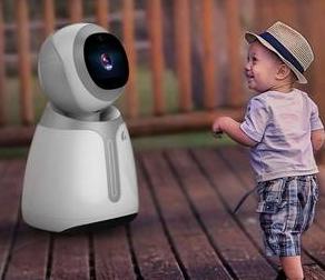 智能陪护机器人