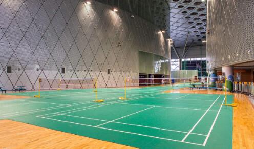 天津开个羽毛球场馆需要多少钱?