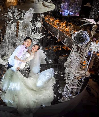 纯美婚礼企划加盟
