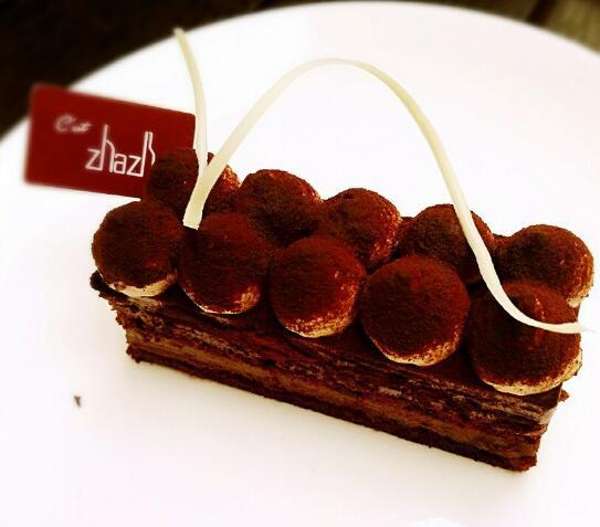 C'est zhazha巧克力小酒馆