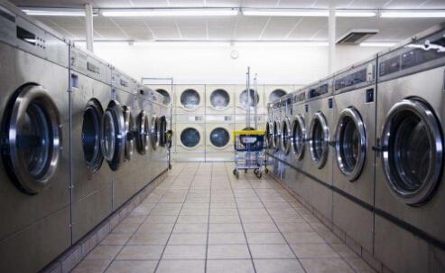 洗衣店加盟