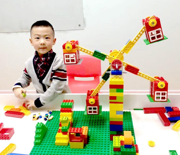 乐益达机器人搭建