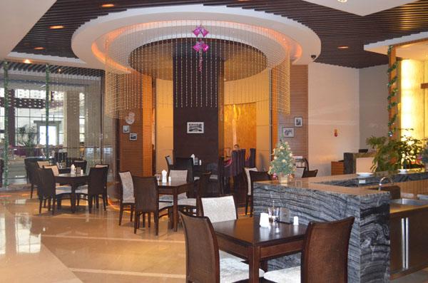 宝龙丽笙酒店北纬31度西餐厅加盟