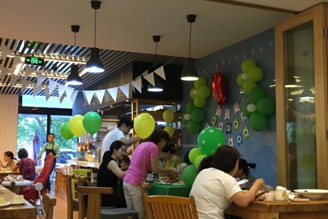 布鲁餐厅店/亲子生日派对加盟
