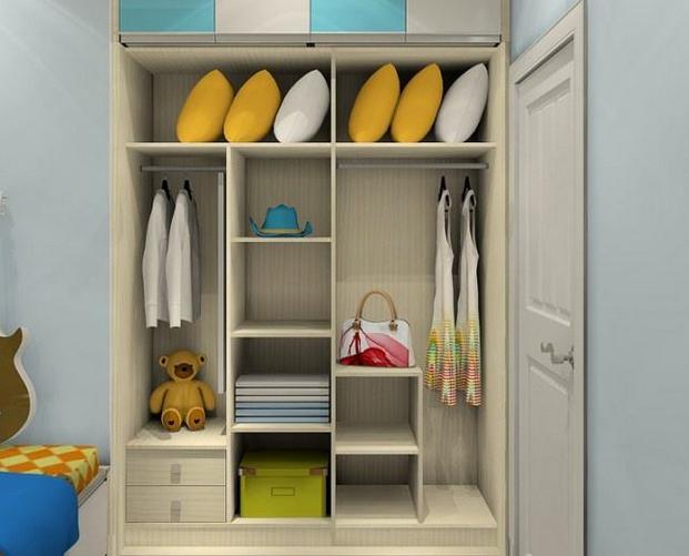 海美洋儿童衣柜