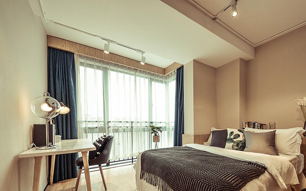 安榭酒店卧室