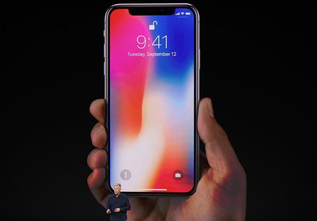 iPhone X智能手机