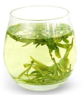 西湖龙井茶叶泡水效果