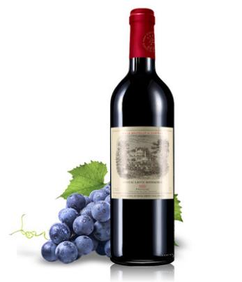 拉菲古堡进口干红葡萄酒