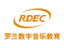 罗兰数字音乐教育品牌logo