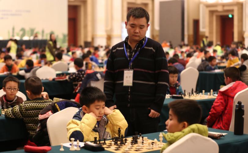 超玥国际象棋俱乐部训练