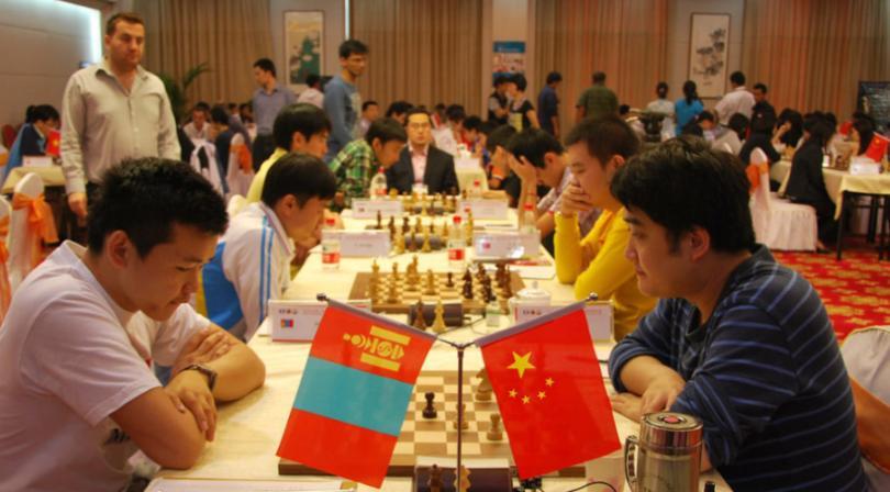 超玥国际象棋俱乐部比赛
