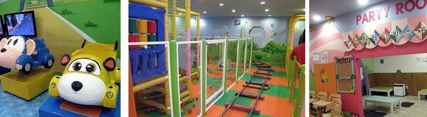 海贝儿儿童乐园咘隆家族