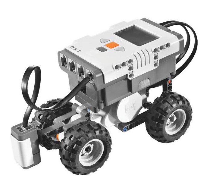 雄孩子机器人模型
