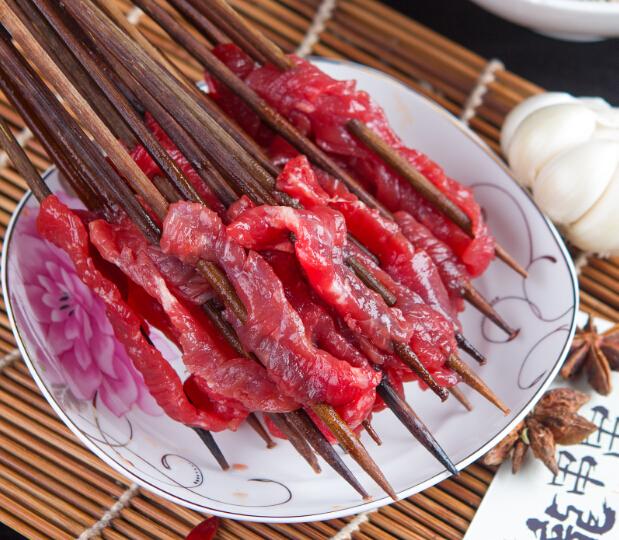 奥龙串串嫩牛肉