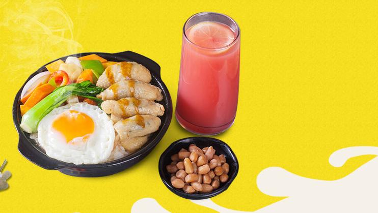 焖范儿·三汁焖饭美味餐点