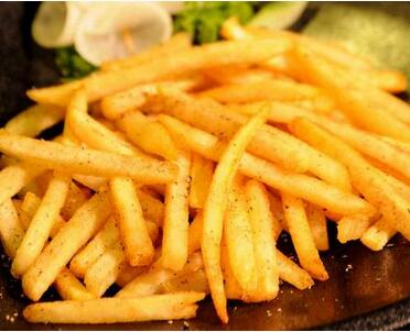 变态薯快餐薯条