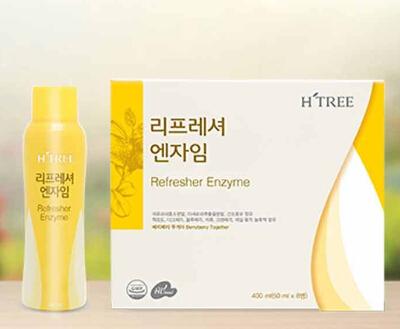 htree保健品酵素饮料