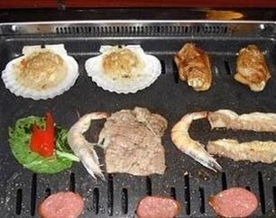 味域空间小吃烤肉