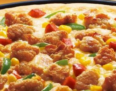 变态薯快餐披萨