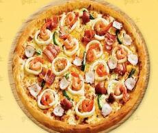 萨乐士西餐披萨