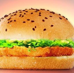 华莱士汉堡店汉堡