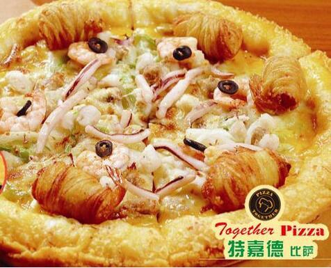 特嘉德比萨招牌披萨