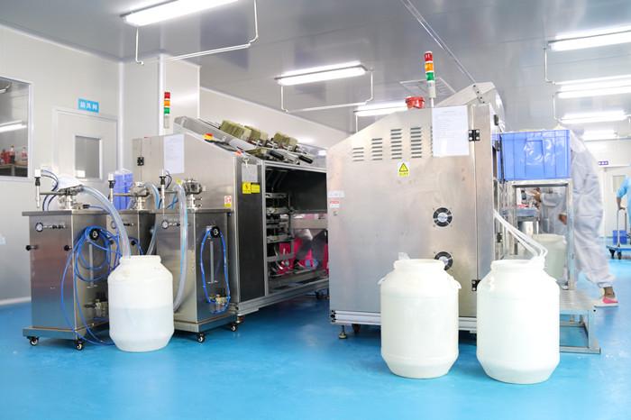 广州市萱莹生物科技有限公司工厂图片