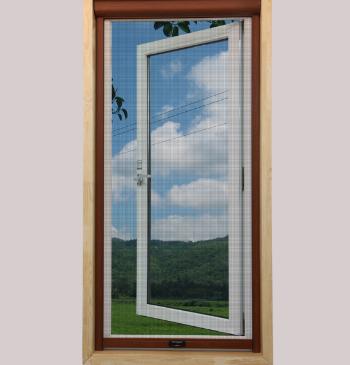 特耐利德隐形纱窗产品图