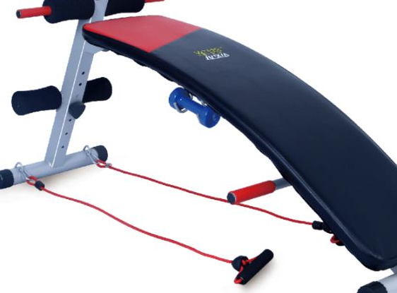 军霞健身器材仰卧起坐机器