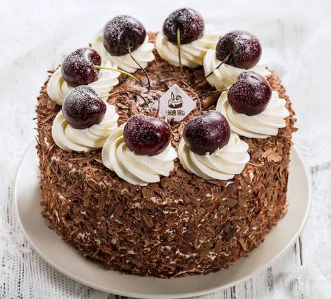 甘甜记巧克力蛋糕