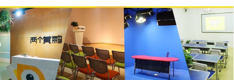 两个黄鹂作文教室环境