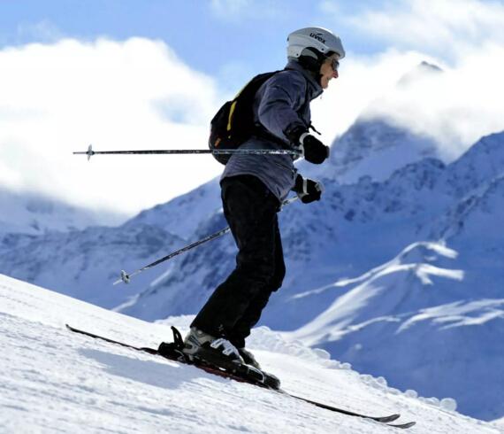 多乐美地滑雪度假