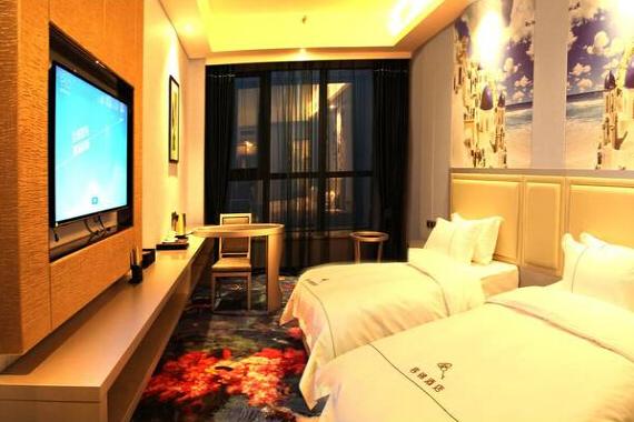 容锦酒店客房