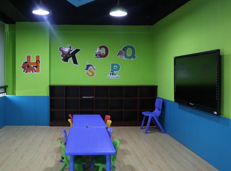 英萌国际少儿英语教室