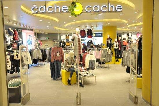 cachecache女装