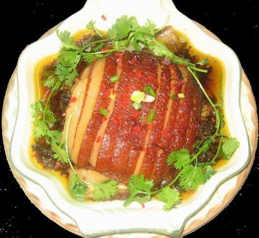 味湘语梅菜扣肉
