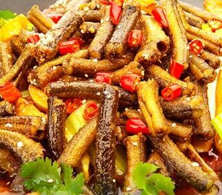 砂家煲火锅鱼