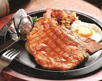 奥尔堡丹麦风情餐厅牛排