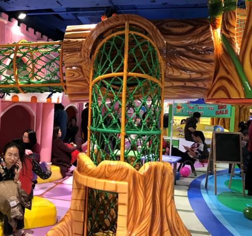 海贝儿儿童乐园玩具