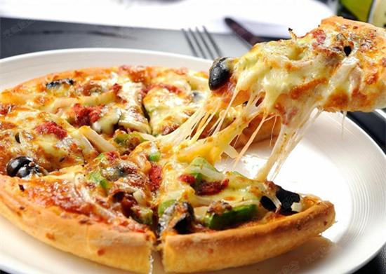 爱8寸披萨图