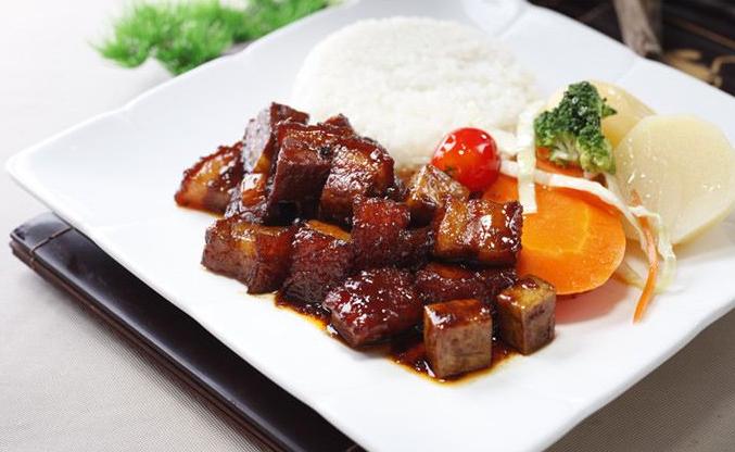 吃噻快餐--精美菜品