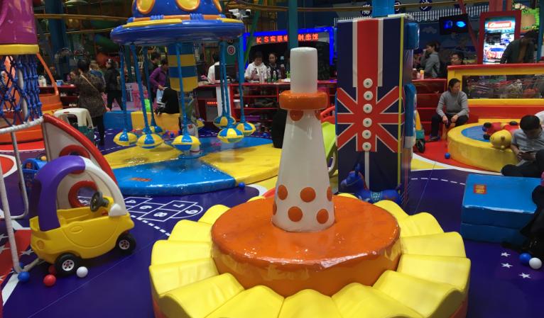 海贝儿儿童乐园游乐场