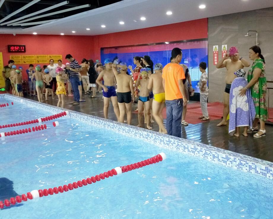 云上游泳公园游泳友谊赛