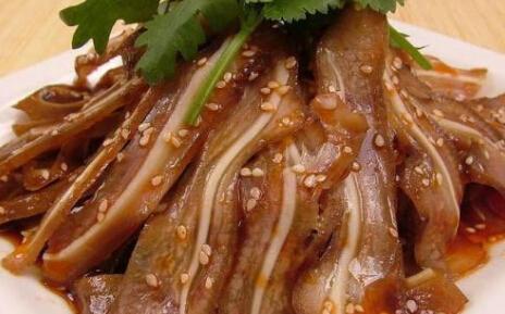 四川凉拌菜