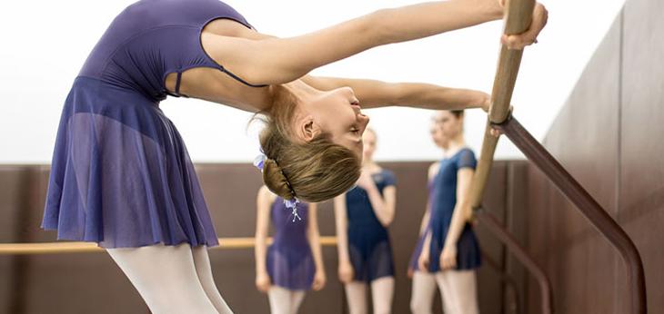 小百合国际艺术教育舞蹈