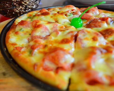 享客来小吃披萨