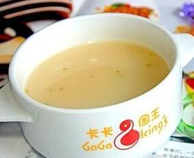卡卡国王西餐浓汤
