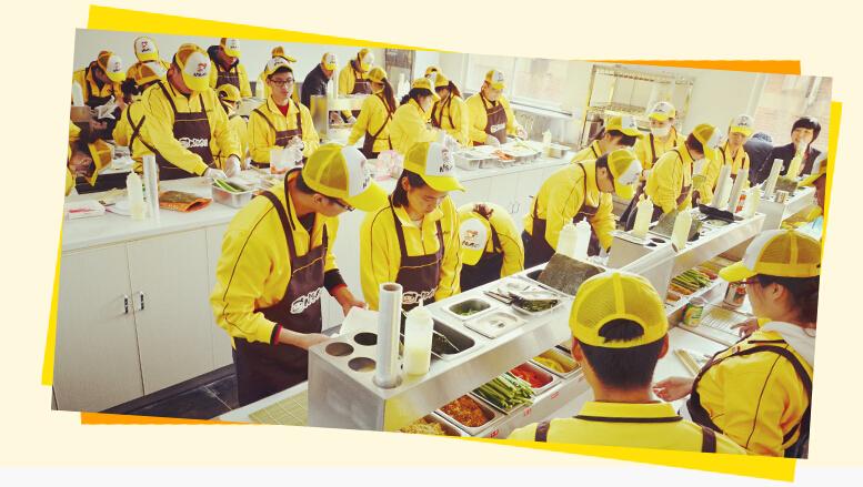 N多寿司企业员工